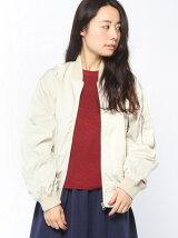 (U)星刺繍デザインMA-1