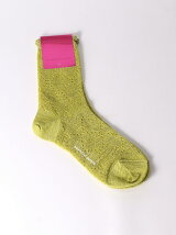 argyle lace sock