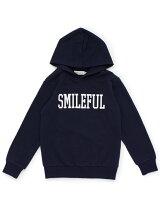 【150cmまで】SMILEFULプルオーバーパーカー
