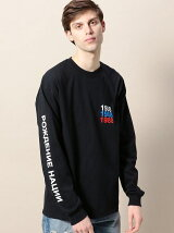 【別注】 <ЭПОХА> LONG SLEEVE TEE/Tシャツ