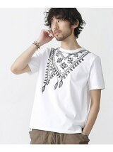 //バンダナ刺繍Tシャツ