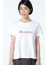 30/-SZ天竺プリントTシャツ