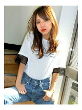 NET LAYER Tシャツ