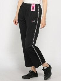【SALE/20%OFF】FILA FILA/(W)PEメッシュロングパンツ(66cm) ニッキー パンツ/ジーンズ パンツその他 ブラック グレー ネイビー