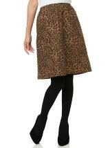 豹スカート
