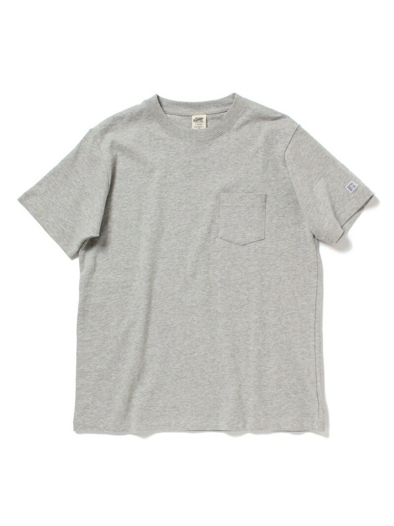 B:MING by BEAMS 【予約】RUSSELL ATHLETIC × ビーミング by ビームス / 別注 Heavy Cotton Tシャツ BEAMS ビームス ビーミング ライフストア バイ ビームス カットソー【送料無料】