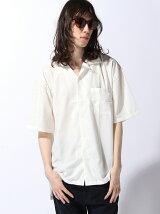 (M)ZIP FIVE オープンカラービッグシャツ