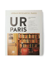 URBAN RESEARCH:PARIS