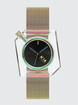(M)K14 Rainbow with Mesh Strap 40mm