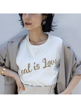 【REMI RELIEF】Reai is Love Tシャツ