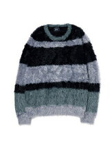 Kaylee border knit