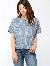 AMPO/BONISTシャツBL