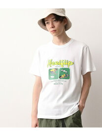 【SALE/50%OFF】JUNRed 【Soccer Junky/サッカージュンキー】コラボプリントTシャツ ジュンレッド カットソー カットソーその他 ホワイト グリーン ネイビー