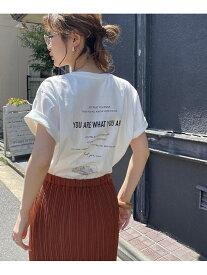ViS アソートグラフィックTシャツ ビス カットソー カットソーその他 ホワイト グレー ベージュ