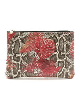 VERONA CLUTCH JUNGLE