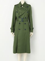 ultimate pima twillskinny trench coat