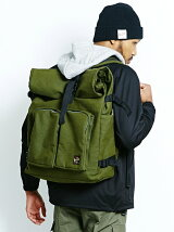Canvas Big backpack