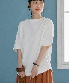 coen 多機能付きUSAコットンプレーティング5分袖Tシャツ# コーエン カットソー Tシャツ ホワイト ブラック ベージュ ネイビー