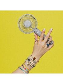 Francfranc 【2021年モデル】フレ ハンディファン(扇風機) フランフラン 生活雑貨 家電 グレー ピンク ホワイト グリーン パープル ブルー