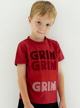 ◆【キッズ】GLR フロッキーロゴ Tシャツ