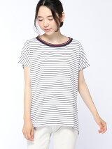 (W)ストリップTシャツ
