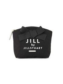 JILL by JILLSTUART ジルバイポーチ ジル バイ ジルスチュアート 財布/小物 財布 ブラック グレー ベージュ ピンク パープル