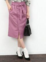 リボン付アイラインスカート