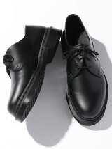 <Dr.Martens> ALL BLACK 3EYE/シューズ