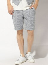 AKM Contemporary/seersucker short pants