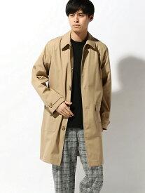 【SALE/30%OFF】Schoffel (M)STAND FALL COLLER COAT M ショッフェル コート/ジャケット ロングコート ベージュ ネイビー【送料無料】