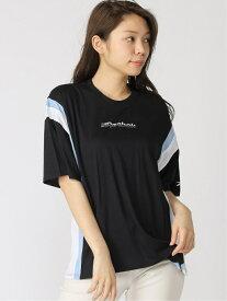 【SALE/60%OFF】Reebok オーバーサイズ Tシャツ [WOR MYT Oversized Tee] リーボック リーボック カットソー Tシャツ ブラック
