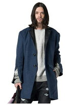 Polar chester coat