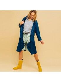 AIGLE 透湿防水ジブルライディングコート エーグル コート/ジャケット レインコート ブルー レッド ベージュ【送料無料】