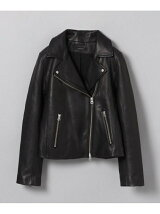 W Leather Jacket