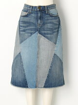 THE PATCHWORK SKIRT