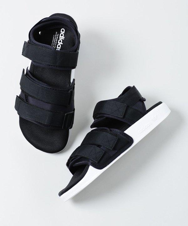 adidas ADILETTE SANDAL W ナノユニバース シューズ【送料無料】
