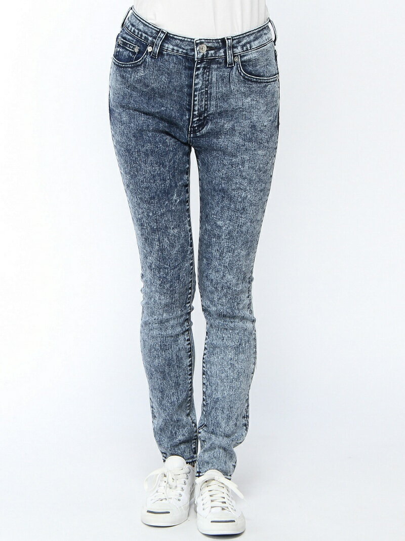 【SALE/45%OFF】X-girl CHEMICAL NEW STRETCH JEAN エックスガール パンツ/ジーンズ【RBA_S】【RBA_E】【送料無料】