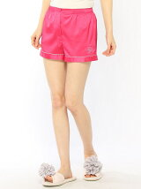 SATIN SHORT PANTS