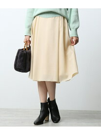 【SALE/53%OFF】ROPE' 【SS/S/Lサイズあり】ビエラエアリーギャザースカート ロペ スカート スカートその他 ベージュ カーキ レッド【送料無料】