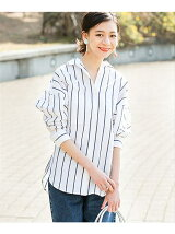 【2017SS先行予約】LINENチュニックシャツ