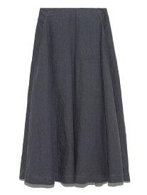 【SALE/30%OFF】styling/ リネンロングスカート スタイリング スカート ロングスカート グレー ホワイト【送料無料】