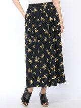 デシン(花柄+ST)スカーチョ