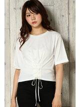 (L)コルセットフウTシャツ