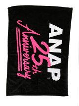 ANAPANAP25THロゴブランケット