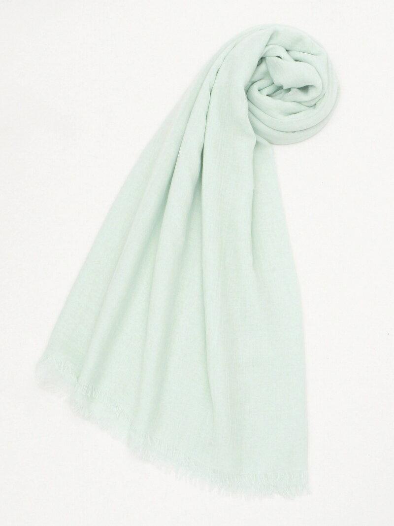 【SALE/65%OFF】MEW'S REFINED CLOTHES カラー無地ストール ミューズ リファインド クローズ ファッショングッズ【RBA_S】【RBA_E】