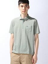 T/C鹿の子半袖ポロシャツ