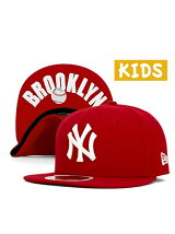 KIDS 59FIFTY CAP MLB NEW YORK YANKEES●