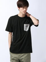 STRIPE Pocket Tシャツ