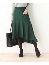 innowave ウールアムンゼンフィッシュテールスカート