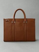 (M)Otias/ライチシボ合皮ビジネスバッグ
